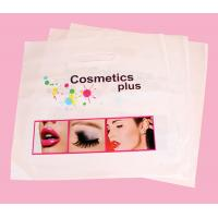 Buy cheap custom printed eco LDPE plastic shopping cosmetic bags wholesale production from wholesalers