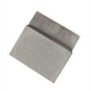 Buy cheap 63HRC Trapezium High Chromium Bimetallic Composite Lining Plate product