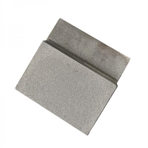 Quality 63HRC Trapezium High Chromium Bimetallic Composite Lining Plate for sale