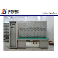 Buy cheap 16 Seats Three Phase Energy Meter Test Bench,0.05% Class,CT meter testing,0-100A current output,fission type from wholesalers