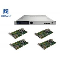 Buy cheap 192 Channels Head End Device , Flexible 192 In 1 IP Edge QAM Modulator product