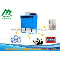 Soft Toy Bear Stuffing Machine 380v / 220v Voltage With High Performance