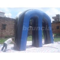 Buy cheap Millennium Field Inflatable Paintball Bunker with Durable Plastic Ground Stakes from wholesalers