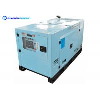 Buy cheap Super silent electric diesel generator set 10kw to 50kw water cooled generators 50hz/60hz from Wholesalers