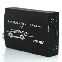 Buy cheap One seg auto mobile tv tuner MPEG car tv receive box ISDB-T5009 from wholesalers