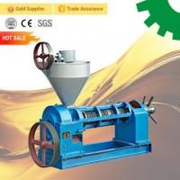 Buy cheap Cost effective extracting sunflower oil expeller machine mobile oil oil production from wholesalers