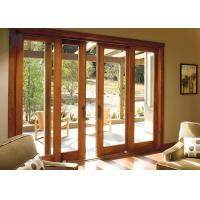 Buy cheap Hospital Aluminum Patio Sliding Doors , Sliding Glass Patio Doors With Tempered Glass from wholesalers