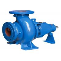 Buy cheap Mechanical Seal Non Submersible Sewage Pump , Non Clog Centrifugal Water Treatment Pumps from wholesalers