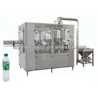 Buy cheap SPC CGF Automatic Beverage Filling Machine 3 In 1 Water Filling Machine from wholesalers