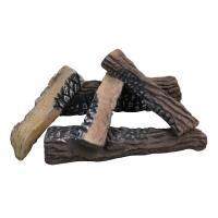 Buy cheap Safe  Classic Outdoor Gas Fireplace Replacement Logs Wood - Like S08-04 from wholesalers