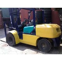 Buy cheap 5 Tons Used Komatsu Forklift from wholesalers