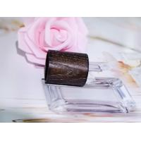 Buy cheap 2018 Superior Quality Custom Design Perfume Bottle Wooden Caps from wholesalers