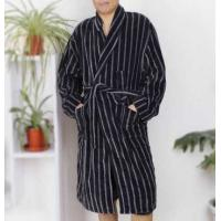Buy cheap Men Robe-men waffle robe, Men's towelling cotton robe 1 from wholesalers