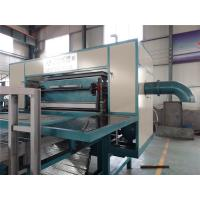 Buy cheap Vacuum Pump Pulp Molding Machine High Performance With Recycled Paper from wholesalers