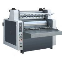 Buy cheap Pneumatic Hydraulic Cardboard Laminator, Paperboard Lamianting, 100~1500gsm from wholesalers