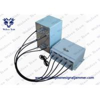 Buy cheap Celluar 500W High Power Signal Jammer CDMA GSM With Good Cooling System from wholesalers