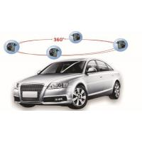 Buy cheap HD CMOS 360 Degree Panoramic Security System,4 Channels DVR Car ReverseParkingSystem product