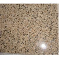 Buy cheap top quality of the chinese tropical brown granite slabs from wholesalers