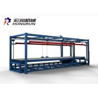 Buy cheap High Strength Polystyrene Foam Machine , EPS Block Thermocol Moulding Machine from wholesalers