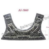 Buy cheap neck patch/bead patch from wholesalers