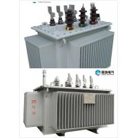 Buy cheap Less Installation Space Oil Immersed Transformer 10 KV - 100kVA Energy Saving Transformer from wholesalers