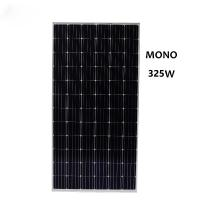 Buy cheap Cheap Price High Quality High Efficiency 325W Mono Solar Panel Applied in Roof or Ground Mounting Solar Energy System from wholesalers