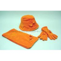 Buy cheap Lady's Fleece Hat / Glove / Scarf Sets (7T-FH126) from wholesalers