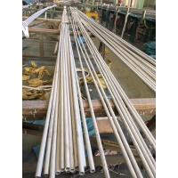 Buy cheap 444 Stainless Steel Round Tubing ASTM A268 ASME SA268 Seamless Steel Tubes from wholesalers