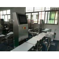 Buy cheap Food Package Weight Machine To Check Weight With Auto Rejection System from wholesalers