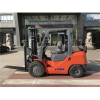 Buy cheap EPA Approved Gas Forklift Truck Material Moving Equipment For Distribution Center from wholesalers