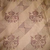 Buy cheap Jacquard Curtain Fabric, Made of 30% Rayon, 60% Polyester and 10% Metallic from wholesalers