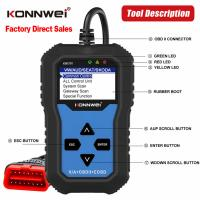 China VAG Fault Code Reader Scanner Diagnostic Tool 2 LCD screen VW Volkawagen Audi Group on sale