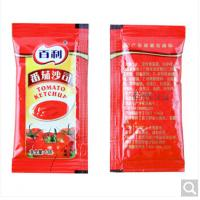 Buy cheap Good Barrier Aluminum Foil Plastic Roll Film For Tomato Ketchup Packaging from Wholesalers