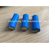 Buy cheap Blue Jacket Non - Rechargeable Lithium Battery ER18505 3600mAh For Instrument from wholesalers