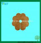 Buy cheap Coir Fiber Mulch Mats ,Coco Grow Mats,Coconut Tree Ring Mat from wholesalers
