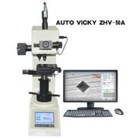 Buy cheap Vickers Hardness Test Equipment , Digital Hardness Testing Machine Easy Operation from wholesalers