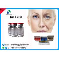 Buy cheap Injection Pepides IGF-1 LR3 For Anti-aging and Fat Loss IGF LR3 HGH Growth Hormone CAS 946870-92-4  Anti-wrinkle product