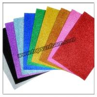 Buy cheap Printed Glitter EVA Foam Sheet for Education Craft from wholesalers