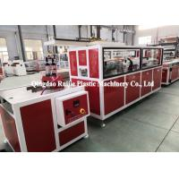 Buy cheap High Energy Efficiency PVC Profile Production Line Pvc Panel Manufacturing Machine from wholesalers