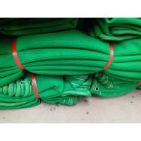 Buy cheap Green Construction Safety Nets / HDPE Grid Construction Net For Sunshade from wholesalers