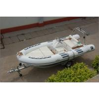 Buy cheap RIB Hull inflatable boat in different length from wholesalers