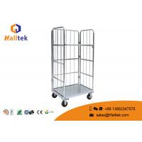 Buy cheap Roll Cage Container Logistics Trolley Shop Store Warehouse Transportation Cargo from wholesalers