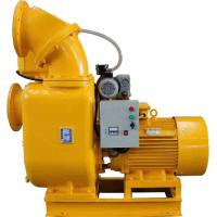 Buy cheap 2018 hot one sale factory price Diesel Engine Driven Self Priming Trash Sewage Pump from wholesalers