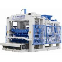 China Buildings / Road Pavers / Gardens Fully Automatic Brick Making Machine 57.88kw on sale