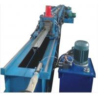 Buy cheap Building Material Rolling 5.5kw Shutter Roll Forming Machine from wholesalers