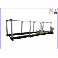 China Dynamic Strength Testing Equipment For Wheeled Ride On Toys Impact Test on sale