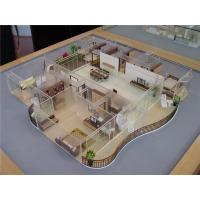 Buy cheap Interior House Plan 3D Model , Commercial Architectural Home Design 3d Models from wholesalers