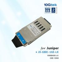 Buy cheap Juniper  GBIC 1000Base-LX transceiver, JX-GBIC-1GE-LX from wholesalers
