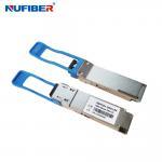 Buy cheap 100Gb/s QSFP28 Transceiver QSFP28-100G-ER4 dual fiber singlemode 40km 1310nm LC DDM from wholesalers
