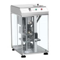 Buy cheap Single Punch Tablet Press Machine For Laboratory Use And Pharmaceutical Machinery from wholesalers